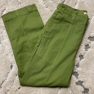 MADEWELL - Seamed Pull-On Tapered Pants (32DE)
